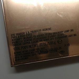 MAC Cosmetics Makeup - MAC ~ Aladdin Collection palette